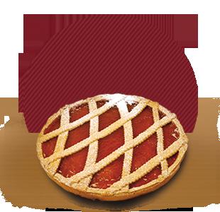 fornitura crostata albicocca