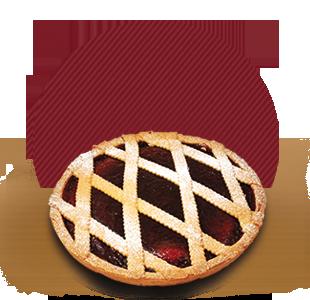 fornitura crostata ciliegie