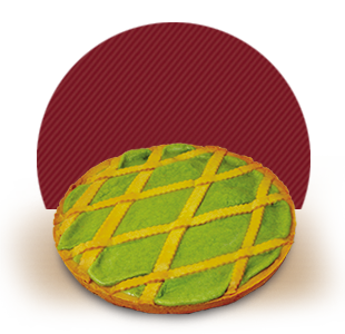fornitura torta crema pistacchio